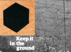 Keep it in the Ground